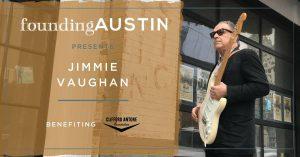 Jimmie Vaughan at Antone's presented by foundingAUSTIN