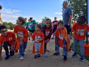 3rd Annual Super Family Fund Run