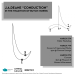 Conduction Concert with J.A. Deane and Density512
