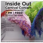 Inside Out Carnival Concert