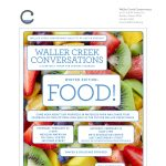 Waller Creek Conversations - Food!
