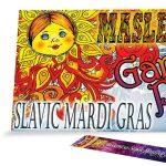 Slavic Mardi Gras. Maslenitsa.