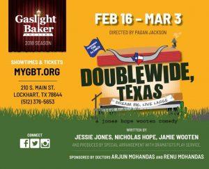 Doublewide, Texas by Jones Hope Wooten