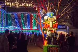 21st Annual Trail of Lights