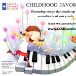 Capital City Men's Chorus presents Childhood Favorites!