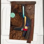 "Dwain Kelley Sculptural Assemblages ""Discovery"""