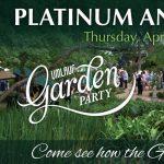 UMLAUF Garden Party Platinum Anniversary