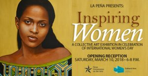 Inspiring Women: A Collective Exhibition of Women Artists
