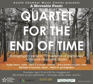 A Moveable Feast: Quartet for the End of Time