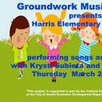 Groundwork Music Project presents Harris Elementary students