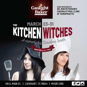 The Kitchen Witches - A Comedy by Caroline Smith