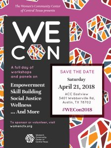 Women's Empowerment Conference (WE Con) 2018