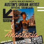 Austin's Urban Artist OFFICIAL SXSW SHOWCASE