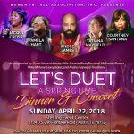 Let's Duet: A Springtime Dinner & Concert