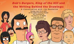Bob's Burgers, King of the Hill: A Conversation with Jim Dauteri