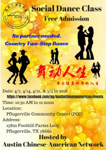 Country Two-Step Dance