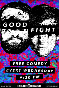 Good Fight - Free Comedy