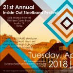 21st Annual Inside Out Steelband Festival