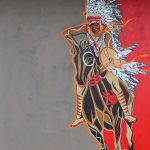Comanche Motion: The Art of Eric Tippeconic