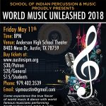 World Music Unleashed 2018