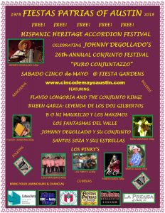 Hispanic Heritage Accordion Festival