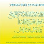 2018 Studio Art MFA Colloquia: Part I