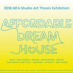 2018 Studio Art MFA Colloquia: Part II