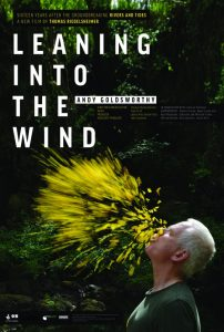 AFS: 'Leaning into the Wind: Andy Goldsworthy', ne...