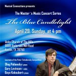 The Blue Candlelight: Classical Music Concert