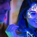 Glow in the Dark Silent Disco Party @ The North Door