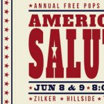 Free 'American Salute' Concerts at Zilker Park