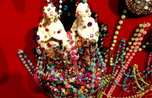 Bubbles & Bling: An Adults-Only Art Workshop with Lisette Chavez