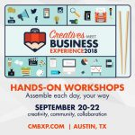 Creatives Meet Business Experience (CMBXP)