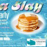 Girls Rock Austin Mama Slay Pancake Pool Party