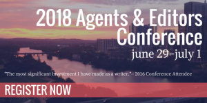 2018 Agents & Editors Conference