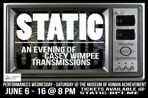 STATIC: An Evening of Casey Wimpee Transmissions