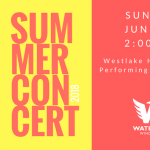 Waterloo Wind Band Summer Concert
