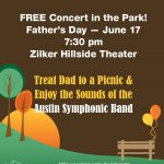 Father's Day in the Park