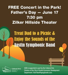 Father's Day Concert in the Park