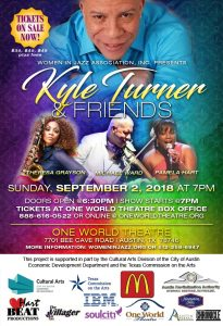 Kyle Turner & Friends featuring Michael Ward, ...