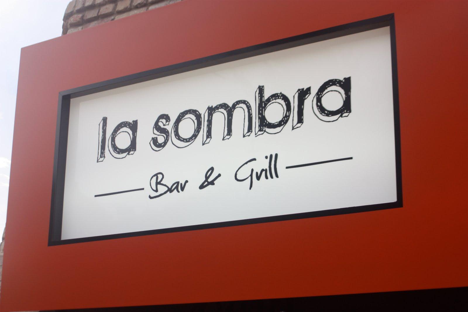 La Sombra Bar Grill