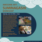 Family Suminagashi Workshop (Japanese Water Marbling)