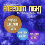 Ufulu Child Presents: Freedom Night 2018