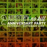Austin's No Kill Anniversary Party