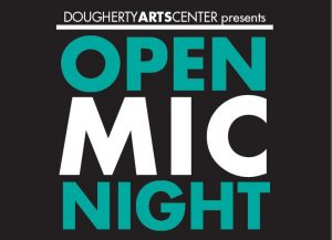 Open Mic Night @ The DAC