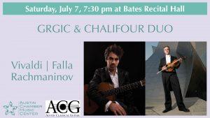 Grgic & Chalifour Duo