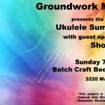 Ukulele Summer Camp Concert