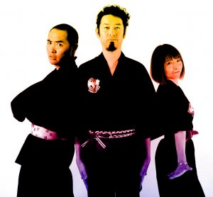 Tokyo's Otonana Trio Live!