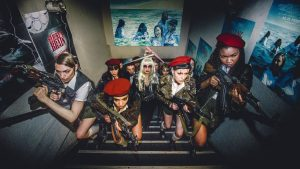 AFS: THE MISANDRISTS