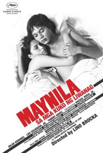 Newly Restored: Lino Brocka, MANILA IN THE CLAWS OF LIGHT